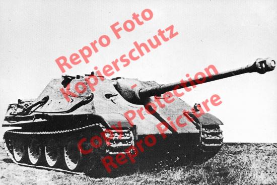 Foto-20er-Format-Panzer-Tank-German-Jagd-Panther-ca-20x30cm