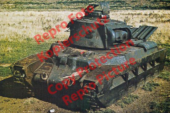 Foto-20er-Format-Panzer-Infantry-Tank-Mk-II-Matilda-ca-20x30cm