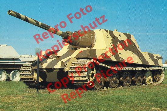Foto-20er-Format-Panzer-Tank-Jagd-Tiger-Sdkfz-186-ca-20x30cm