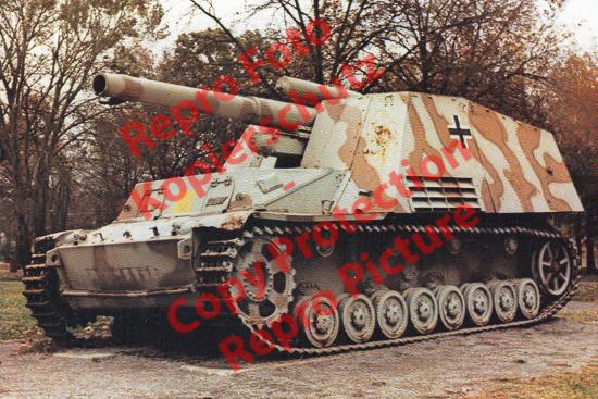 Foto-20er-Format-Tank-Panzer-Haubitze-Hummel-ca-20x30cm