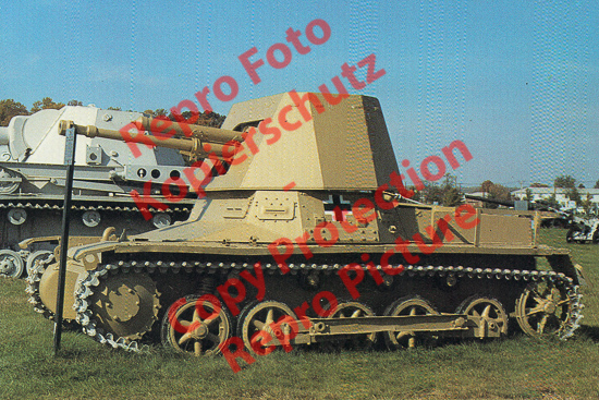 Foto-20er-Format-4-7-cm-Pak-auf-PanzerKampfwagen-I-ca-20x30cm
