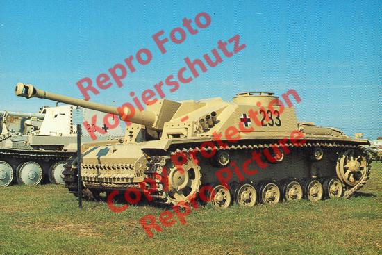 Foto-20er-Format-Sturmgeschuetz-40-Ausf-G-Sd-Kfz-142-ca-20x30cm