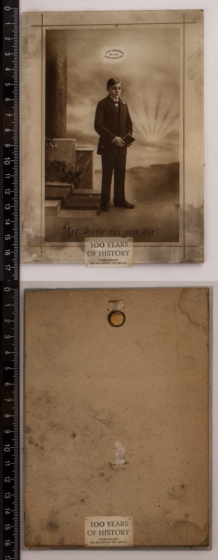 orig foto hinter glas ca 1900 bis 1910 pfarrer kirche spr che gott herr uvm kaufen bei. Black Bedroom Furniture Sets. Home Design Ideas